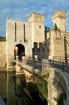Sirmione, Castello Scaligero Italy