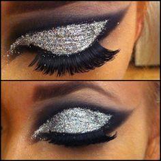 Lipstick, diamonds & champagne ♥