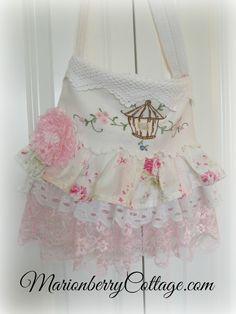 Gypsy vintage boho roses et volants à main ample