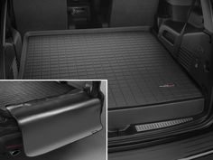 2015 Ford Edge | WeatherTech Custom Cargo Liners Cargo Mat | WeatherTech.com