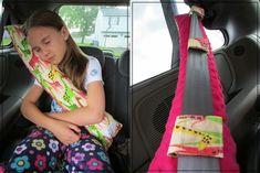 almofadas para cinto de segurança infantil - Pesquisa Google