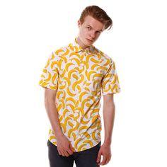 Limited edition shirt created by www.shirtwiseshop.com #limitededition #limitedserie #shirt #roundcollar #summer #banana #whale #print #prints #shirtwise #shirtwiseshop