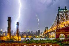 All sizes | New York City Lightning on June 2, 2013 | Flickr - Photo Sharing!