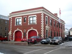 Fire House From Backdraft Chicago Fire Department, Fire Dept, Ambulance, Fire Equipment, Home Protection, Home Of The Brave, Fire Apparatus, Fire Engine, Fire Trucks