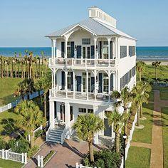 Coastal Living House On Gulf Coast Of Texas Fairhope Supply Co Homes