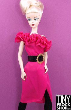 Barbie Cha Cha Dress $10.50 via @shopseen