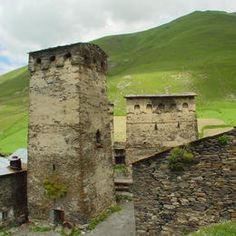 Upper Svaneti