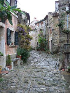 Groznjan, Croatia