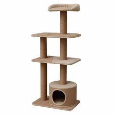 PetPals+Group+4+Level+Playhouse+Condo+Cat+Tree+-+Jute+made+four+level+playhouse+with+condo. - http://www.petco.com/shop/en/petcostore/product/petpals-group-4-level-playhouse-condo-cat-tree