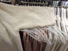 Lã com franja