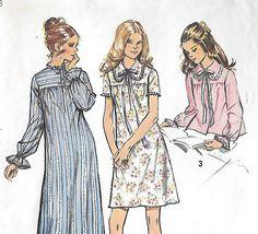 sewing pattern people illustrations, supplies, vintage ephemera, 1970s