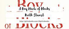 Blog Tour Book Review // A Boy Made of Blocks by Keith Stuart