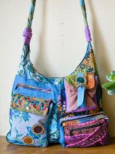 Sally Expandable Bag