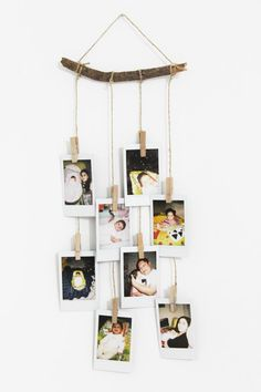 Diy Crafts For Home Decor, Easy Craft Projects, Creative Wall Decor, Diy Tassel, Cute Room Decor, Photo Displays, Diy Wall, Bedroom Decor, Gifts