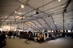 Modemesse trifft auf mobile Jumbohalle!
