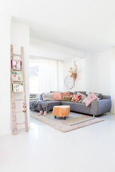 Interieurs: Kleurrijk wonen door Hans Mossel Fotografie | Peek Inside