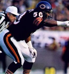 chicago bears  My All Time Favorite Player