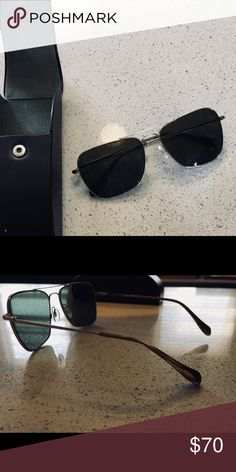Oliver People's sunglasses New with box Oliver Peoples Accessories Glasses