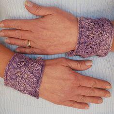 images about KnitHeadbands, Belts, Bracelet Cuffs on