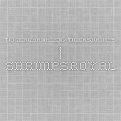 Tijgergarnalen/Tigershrimps | shrimpsroyal
