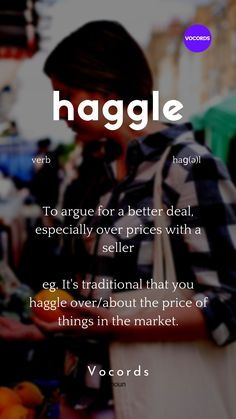 It's a synonym of bargain. English Idioms, English Phrases, Learn English Words, English Writing, English Grammar, Interesting English Words, Unusual Words, Good Vocabulary Words, Advanced English Vocabulary