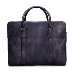 Vintage Cowhide Briefcase //Price: $158.00 & FREE Shipping //   #manaccessoriesworld Briefcase For Men, Leather Briefcase, Men Bags, Wallets, Vintage Shops, Vintage Men, Zipper, Shoulder Bag, Free Shipping