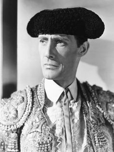 John Carradine in BLOOD AND THE SAND (1941). John Carradine, Vintage Hollywood, Actors, Celebrities, Blood, Fashion, Moda, Fashion Styles, Actor