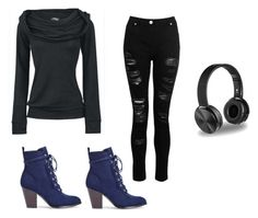 """""""Mila's casual wear"""" by pantsulord on Polyvore featuring Dorothy Perkins"""