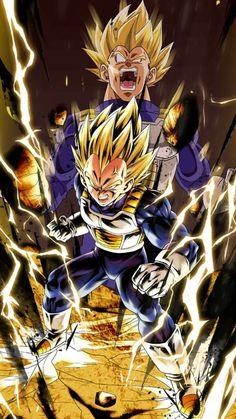 Dragon Ball z Dragon Ball Gt, Anime Negra, Foto Do Goku, Majin, 16 Tattoo, Art Anime, Animes Wallpapers, Akira, Dbz Vegeta