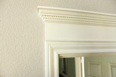 Adding Molding to Door Frames