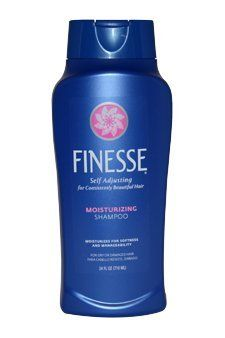 Finesse Shampoo, Moisturizing, for Dry or Damaged Hair 24 fl oz (710 ml) by Finesse. $3.95. Shampoo, Moisturizing, for Dry or Damaged Hair