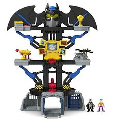 Fisher-Price Imaginext DC Super Friends Transforming Batcave Fisher-Price http://www.amazon.com/dp/B00VJKT1RS/ref=cm_sw_r_pi_dp_mEv1vb05Z1WYW