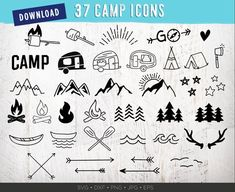 Tent Camping Drawing Camping Tips - Trend Camping Fashion 2020 Camping Diy, Camping Theme, Tent Camping, Camping Hacks, Camping Essentials, Camping Attire, Camping Checklist, Camping Activities, Camping Meals