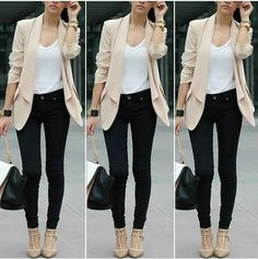 Outfits casual formal