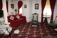 A look inside Walt Disney's apartment in Disneyland