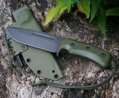 If anyone knows where this knife is from please let me know.