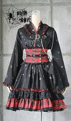 Vestido estilo Kimono <3