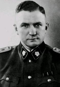 SS-Sturmbannführer Richard Baer