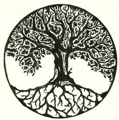 celtic tree tattoos - Google Search