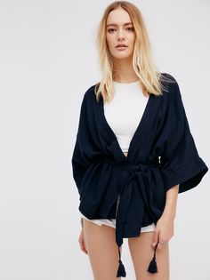 Endless Summer La Piscine Jacket at Free People Clothing Boutique