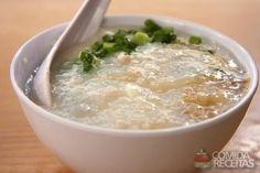 Receita de Canja saborosa em receitas de sopas e caldos, veja essa e outras receitas aqui!