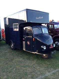 Scammell Scarab Camper