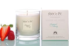 Therepe Scented Soy Jar Candles #Refinery29
