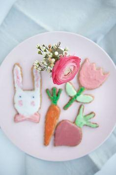 und Meri Meri Keksausstechern Cooking With Kids, Panna Cotta, Cookies, Spring, Easter Stuff, Ethnic Recipes, Creative, Desserts, Gifts