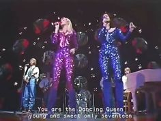 ABBA - DANCING QUEEN(1978)