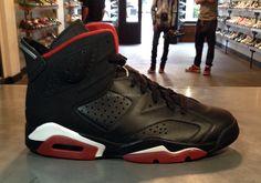 "Air Jordan 6 ""60/40″ Unreleased Sample"