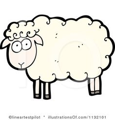 8 best sheep clip art images on pinterest sheep knitting humor rh pinterest com sheep clipart for kids sheep clip art free gif
