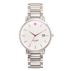 """gramercy grand"" watch from the debut @kate spade new york watch collection - perfection"