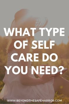 When it comes to self care, there's not a one-size-fits-all solution. Take this quiz to find out which of the five types you should be prioritizing, based on your unique needs.
