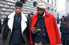 Nordstrom Men's Blog // Paris Street Style: Part Deux
